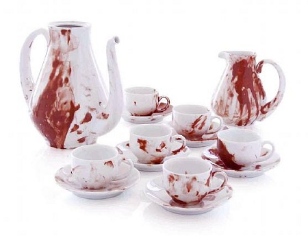 Antonio Murado Salome Coffee Set