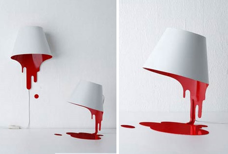 blood-lamps