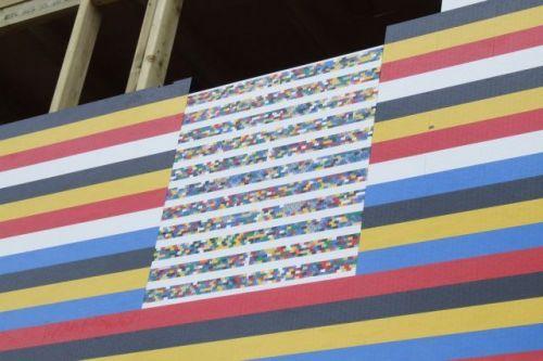 Casa din LEGO a lui James May - 12