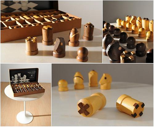 modern chesse
