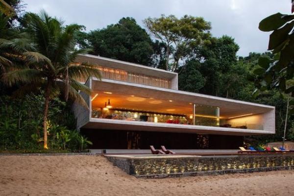 The Paraty House by Marcio Kogan Architects - 02