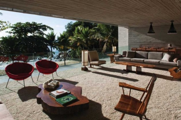 The Paraty House by Marcio Kogan Architects - 10