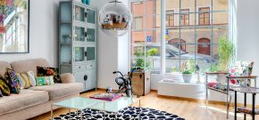 [ apartament studio in stockholm ]]