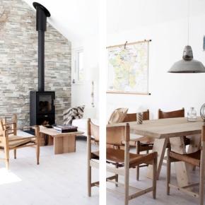 \ stil scandinav :: cabana de vara\\