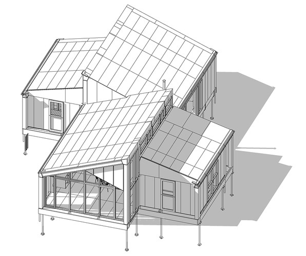 O casa ca o jucarie decor abilitate for Construye tu casa en 3d