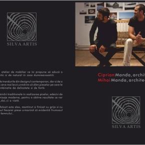 Prezentare: Silva Artis, atelier de design inlemn.