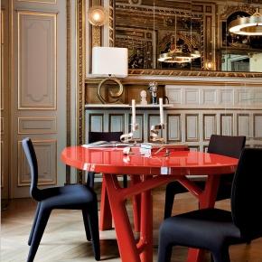 Modern la Paris.